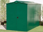 Asgard Centurion Plus 1 large metal shed 5x11