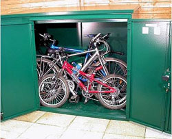 Asgard Annexe Bike Shed