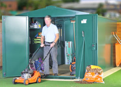 care homes offer 6- gladiator shed